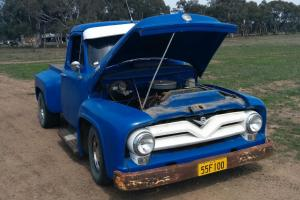 Ford 1955 F100 Ratrod Pickup UTE in Goulburn, NSW Photo