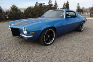 1971 Chevrolet Camaro 350 V8 T 350 Auto Boss Wheels Stunning LOW Reserve