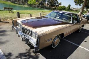 1978 Cadillac Eldorado Biarritz with moonroof