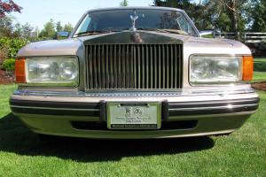 Rolls-Royce : Silver Spirit/Spur/Dawn Silver Spur