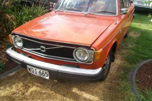 Volvo 144 Auto Sedan Orange Adelaide Rebuilt Engine Retro in Redwood Park, SA