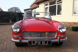 Austin Healey Sprite 1971 Classic (Tax Exempt with 1 years M.O.T)
