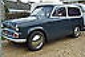 hillman husky 1.4diesel 60mpg/1961,overdrive,,elec windows/central lock/new mot Photo