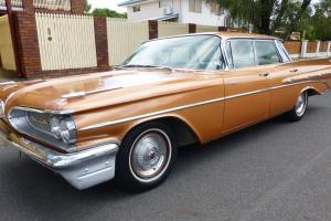 Pontiac Bonneville 1959 4DR Pillarless RHD in Bald Hills, QLD