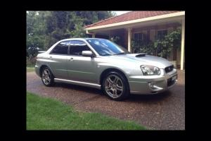 Subaru WRX 2004 Great Condition