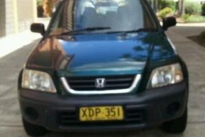 "Honda CRV 2001 ""12 Months Rego"" in Liverpool, NSW"