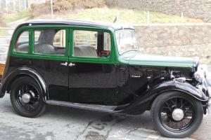 1936 CLASSIC VINTAGE CAR AUSTIN 10/4 SHERBORNE IN EXCELLENT CONDITION