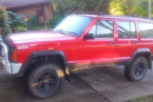 Jeep Cherokee Sport 4x4 1995 Dual Fuel LPG in Gosford, NSW