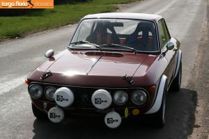 1969 LANCIA FULVIA COUPE RALLYE 1.3S - FAST ROAD, TRACK, RALLY, RACE CAR