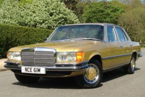 1973 Mercedes-Benz 350 SE W116 Automatic - 23,000 MILES FROM NEW!!