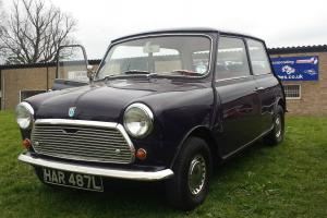 AUSTIN MINI 1000 1972 IN FANTASTIC CONDITION