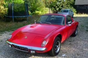LOTUS ELAN + 2 1969 Photo