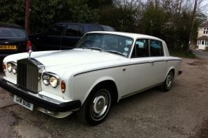 1978 rolls roys silver shadow II, 73.000 miles with history,2 previous owners Photo