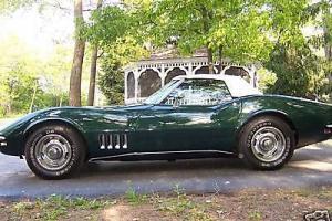Chevrolet : Corvette L79