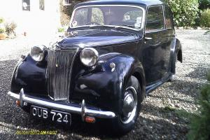 1951 classic Lanchester LD10 Photo