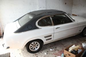 FORD CAPRI 3000 E GARAGE FIND,REQUIRES RESTORATION,DRIVES VERY WELL