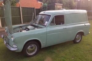 1964 Ford Anglia Thames Van Photo
