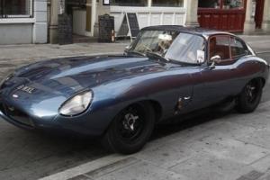 Jaguar E Type 4.2 FHC Semi Lightweight
