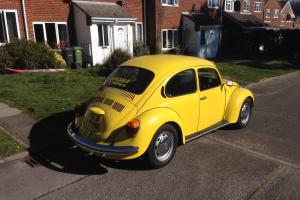 VW 1303 Super Beetle 1974 (1600 engine) LOW MILEAGE