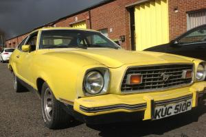 1976 Ford Mustang V8, 5.0 litre, rare, classic, muscle car, MOT, Project, TLC