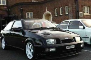 cosworth 3dr replica + spare car sierra xr4i Photo