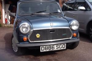 Austin Mini Mayfair - amazingly original, with huge history