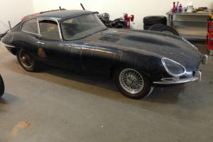 Jaguar E type 4.2 FHC 1964