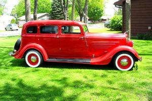 1934 DODGE STREETROD SEDAN MUST SEE!! NO RESERVE!! HOTROD