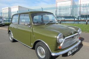 CLASSIC MINI 1975 998cc - MOTd & Taxed