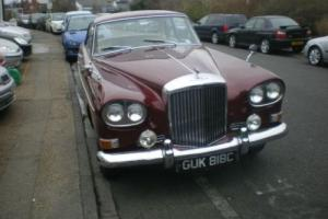 Bentley Continental S3 PETROL AUTOMATIC 1963/C Photo