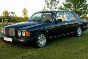 Bentley Turbo R / rolls royce Metallic Navy Blue