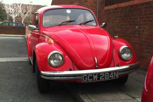 Classic Volkswagen VW Beetle 1200/1300 Photo
