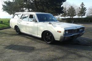 DATSUN 260C ESTATE MANUAL 1976 12 MONTHS MOT 6 MONTHS TAX EXCELLENT CAR