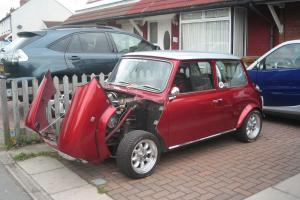 1988 Mini City - Fibreglass flip front - Long MOT