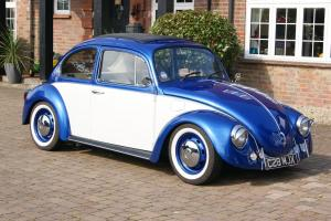 1986 VW Beetle - 89,000 miles with full history