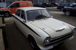 2.0 zetec powered MK1 Cortina