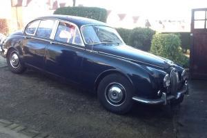 Jaguar 1968 3.4 MKII