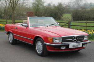Mercedes-Benz 300SL | Rear Seats | Illuminated Vanity | 59K Miles | Huge History