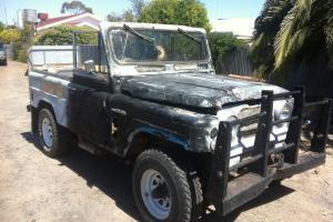 1977 Datsun Nissan Patrol 4WD Project Restore Photo