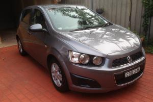 Holden Barina 2011 5D Hatchback 4 SP Automatic 1 6L Multi Point F INJ 5 in Rockdale, NSW