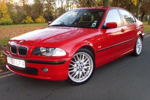 BMW 325i SPORT, ONLY 1 FORMER KEEPER (FATHER & SON), COVERED JUST 35K WITH FSH