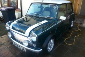 1997 ROVER MINI COOPER ONLY 65K FROM NEW FULL SERVICE HISTORY MOT AND TAX DRIVES