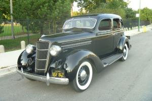 1935 Dodge Brothers DU! Beautiful survivor!