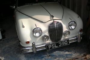 JAGUAR 1963 MK2 2.4L