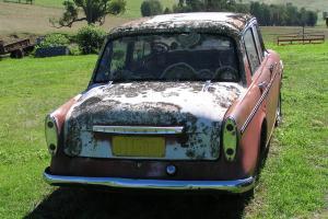 Hillman Minx Sedan