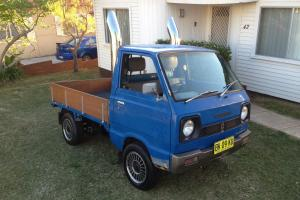 Suzuki Carry UTE Mini Truck Show CAR Unfinished Project in Marrickville, NSW