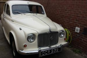 ROVER P4 90 1959 VERY NICE CAR Photo