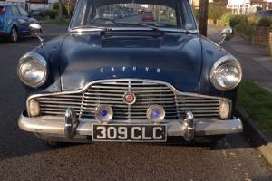 1961 FORD ZEPHYR MK2 BLUE, TWO TONE