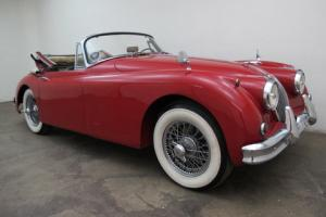 1959 Jaguar XK150 Drophead Coupe - Mechanically Sound