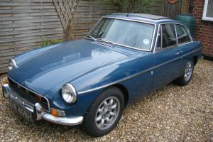 1970 MGB GT.1950cc Fast road engine.Driveable project car. Photo